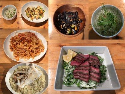 完成料理の画像